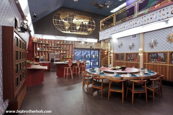 Big Brother 15 House Picture
