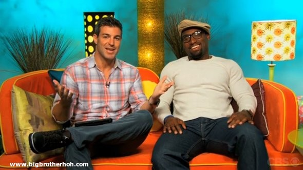 Jeff Schroeder Interviews Evicted Houseguest Howard Overby