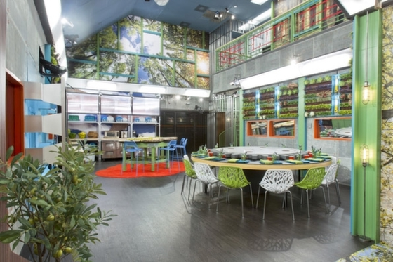 Big Brother 16 House Picture