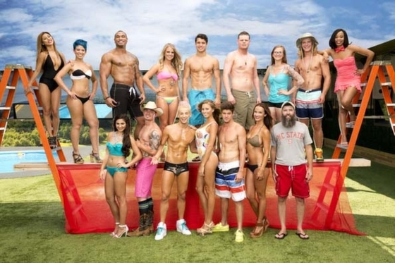 The Big Brother 16 Backyard Cast Pictures