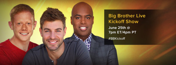 The Big Brother Live Kickoff Show