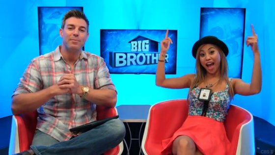 Jeff Schroeder Interviews Evicted Houseguest Paola Shea