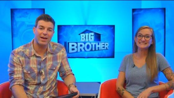 Jeff Schroeder Interviews Evicted Houseguest Christine Brecht
