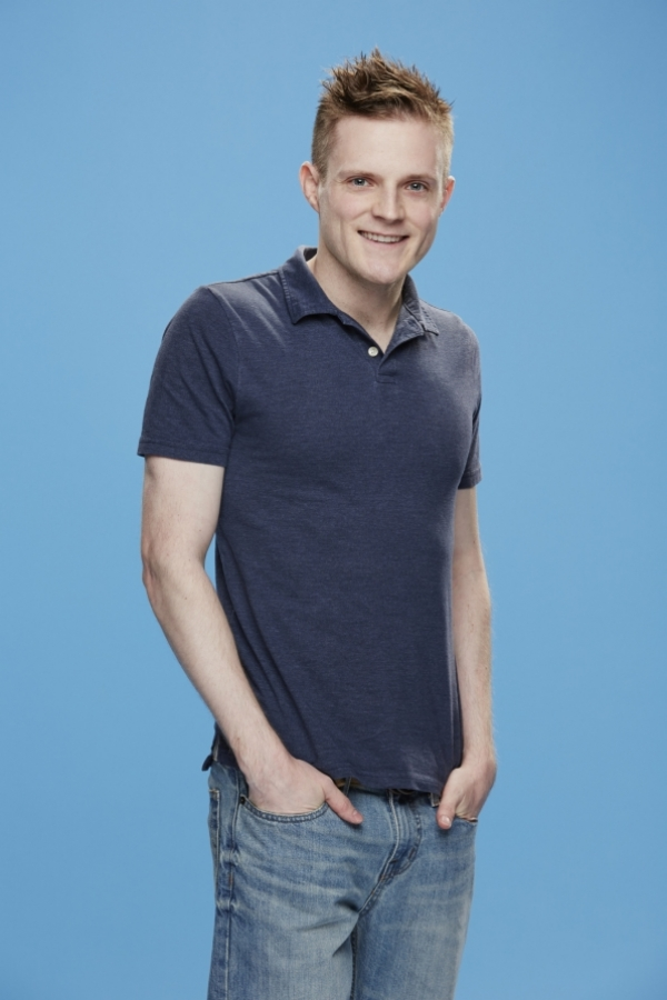 Meet Big Brother 17 Houseguest John McGuire