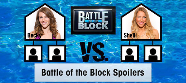 Big Brother 17 Battle Of The Block Spoilers For Week 2