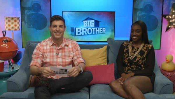 Jeff Schroeder Interviews Evicted Houseguest Da'Vonne Rogers