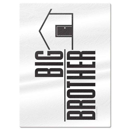 Big Brother Logo Cutting Board Image