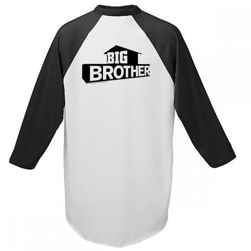 Big Brother Logo Raglan T-shirt Image