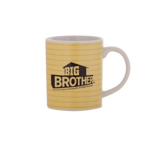 Big Brother Memo Pad Mug Image