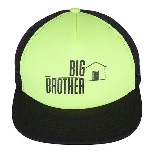Big Brother Mesh Trucker Hat Image