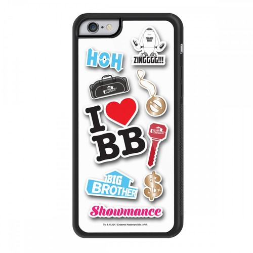 Big Brother Pop Stickers iPhone 6 Case Image