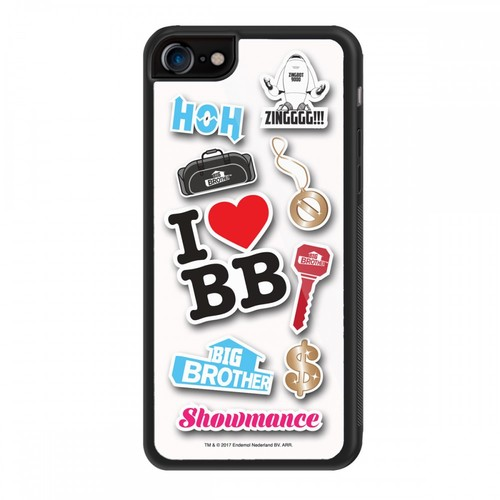 Big Brother Pop Stickers iPhone 7 Case Image