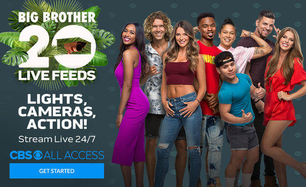 Live Feeds For Big Brother 20 Start Tonight
